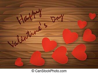 Postcard Valentine's Day