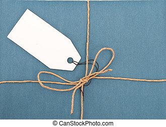 poste, pacote