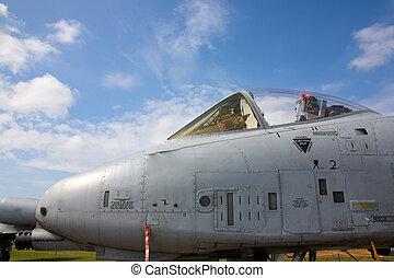 poste pilotage, a-10