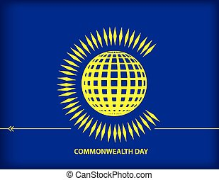 Poster Commonwealth Day - Poster Holiday of Unity and...