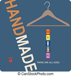 Poster for tailors handmade