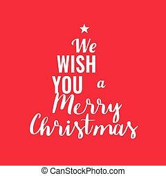 poster, kerstmis, tekst