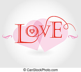 poster, liefde