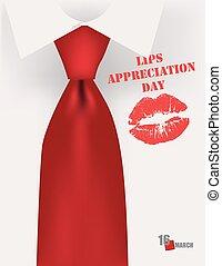 Poster Lips Appreciation Day