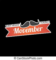 poster, movember
