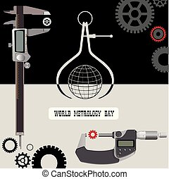 Poster World Metrology Day