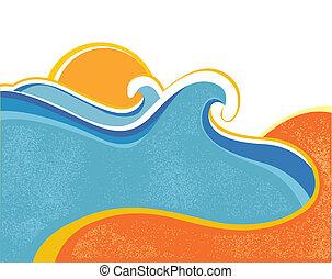 poster.abstract, mar, ondas
