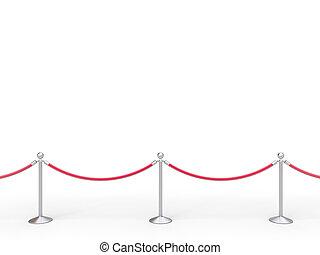 postes, barrera