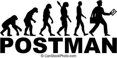Postman Evolution