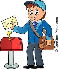 Postman topic image 1