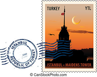 Postmark from Istanbul