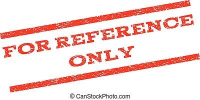 postzegel, alleen, referentie, watermark