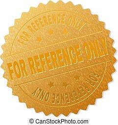 postzegel, alleen, toewijzen, referentie, goud