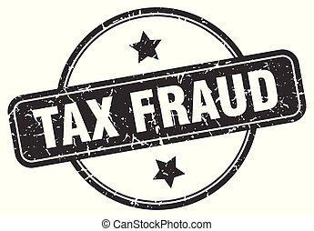 postzegel, belasting, fraude, grunge