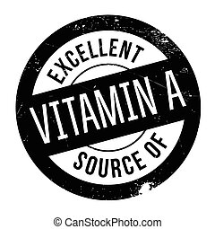 postzegel, bron, vitamine, uitstekend
