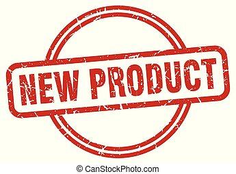postzegel, nieuw product, grunge
