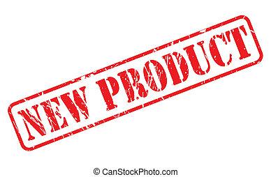 postzegel, nieuw product, rood, tekst