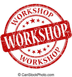 postzegel, ouderwetse , rubber, workshop, grungy, ronde, ...