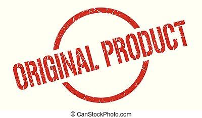 postzegel, product, origineel