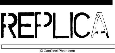 postzegel, witte , reproductie, achtergrond