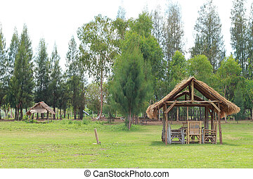 poszywany, huts., dach