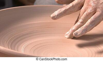 Pot Clay Decorative Art Skill Workshop