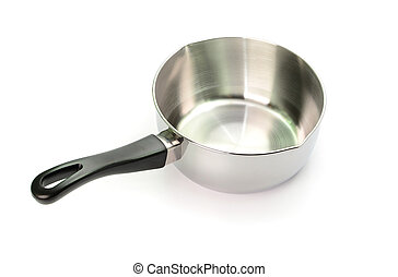 pot cook isolated on white background