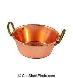 Pot - copper pot