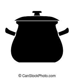 pot, cuisine