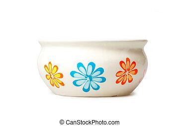 pot fleurs