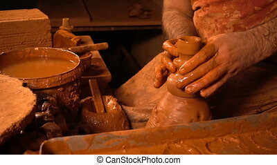 Pot Made of Clay Workshop