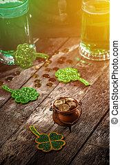 Saint Patrick's Day theme