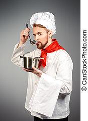 pot potage