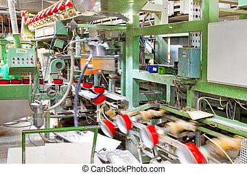 Pot production flow