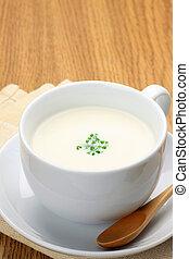 potage, zupa