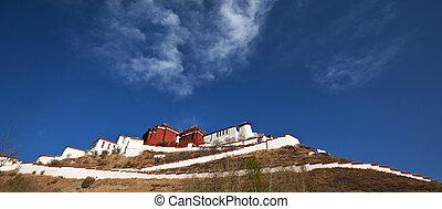 Potala temple