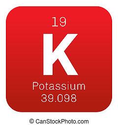 Potassium chemical element. Elemental potassium is a soft...