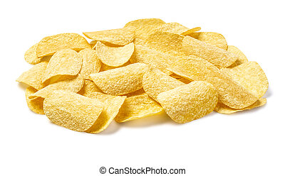 Potato chips isolate