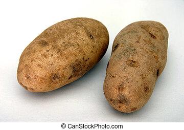 Potato - Two potatoes