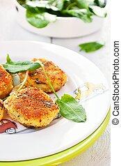 potatoes croquette