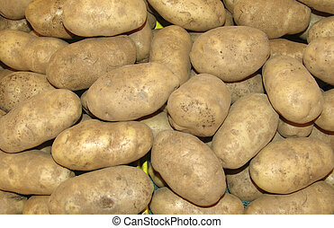 Potatoes - Photo of Potatoes