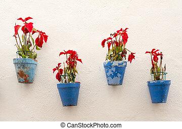 potenciômetros flor