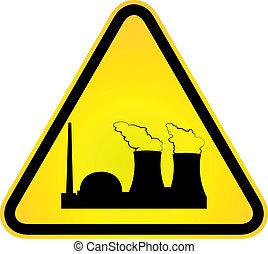 potenza nucleare, pericolo