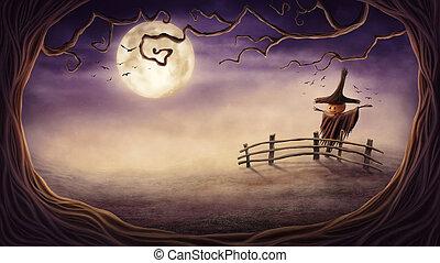 potirons, halloween