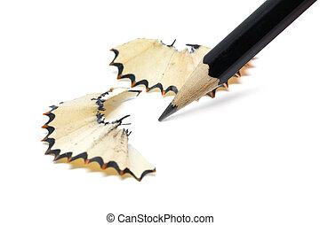 potlood, black , tekening
