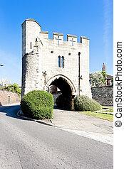 Potter Gate, Lincoln, East Midlands, England