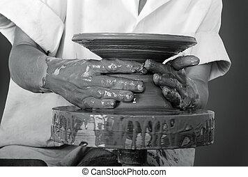potter\\\'s, изобразительное искусство