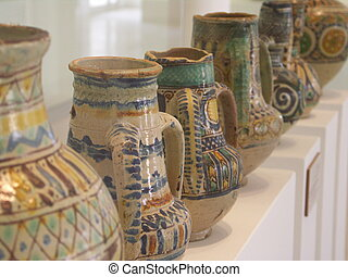 Pottery - Ancient islamic pottery