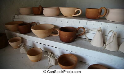 pottery warehouse, pan