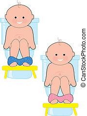 Potty Baby